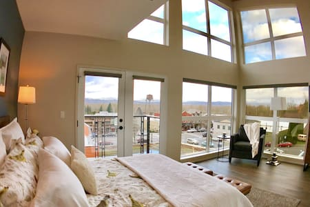 Brand New ModernTown Home With View - Troutdale