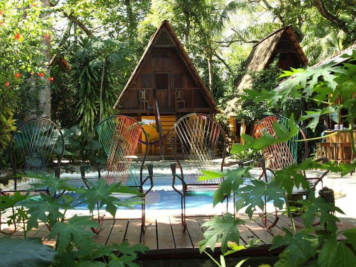 The Howler Monkey Hotel Cabina 4