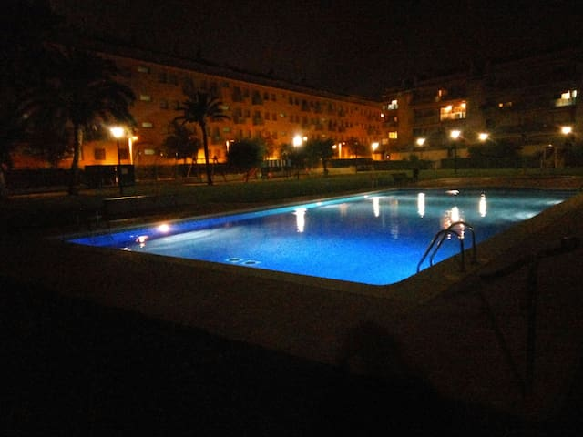 AT 50M OF SEA, NICE PLACE (A3) - Cubelles - Apartemen