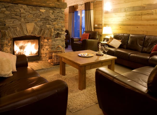 Chalet Sapins * Sainte Foy (1 double or twin room)