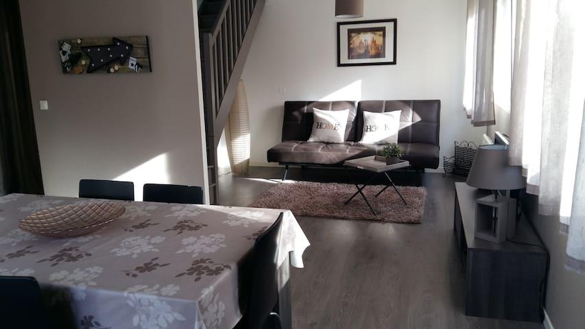 Appartement de charme à Bures sur Yvette