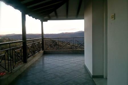 Entire mountain house at Kipourio/Grevena. - Kipoureio