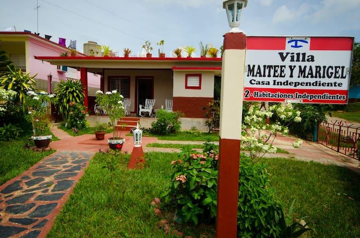 Villa Mayte y Marigel
