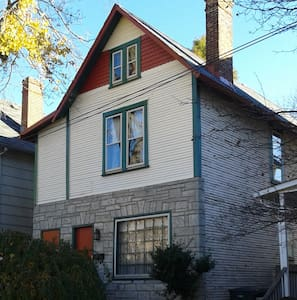 Short North / Victorian Village apartment - Daire