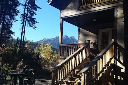 Rocky Mountain Cottage - Elkford - Cabin