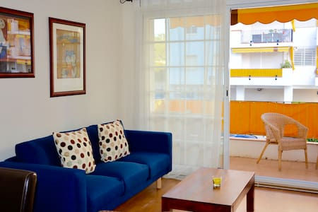 AFRICA Great family apartment - Sitges - Wohnung