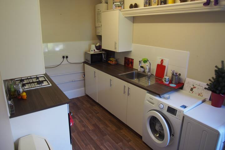 A one bedroom flat in Palmers Green N13