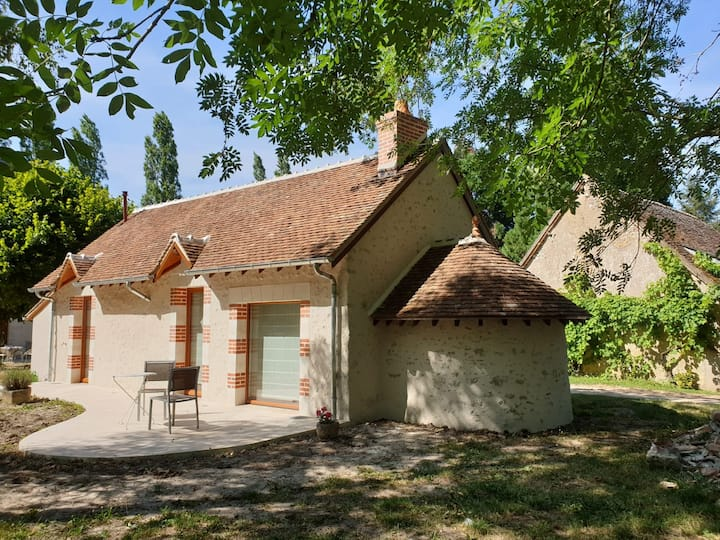 Gîte de charme au cœur de la vallée de la Loire
