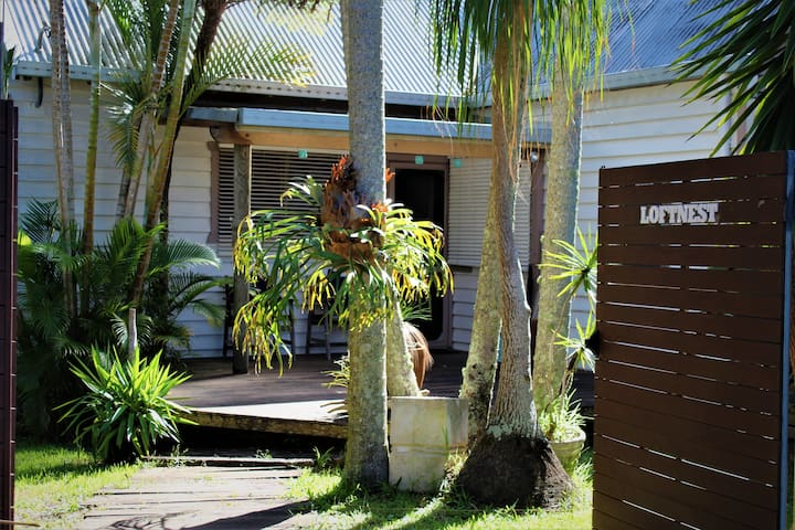 "Byron Bay ""Loftnest"""