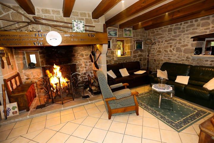 Une grande maison pour un vrai repos - Corrèze