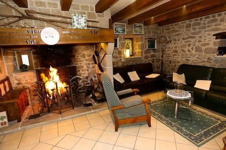 Une grande maison pour un vrai repos - Corrèze - Casa