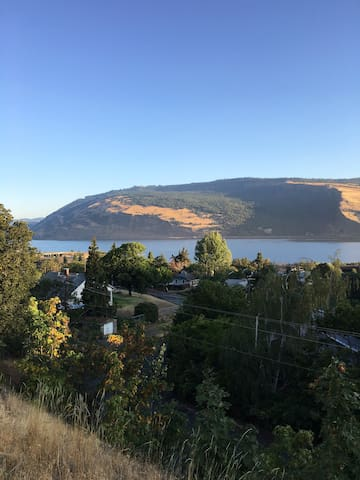 Mosier;the Gorge's best kept secret