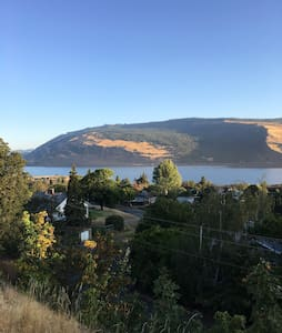 Mosier;the Gorge's best kept secret - Hus
