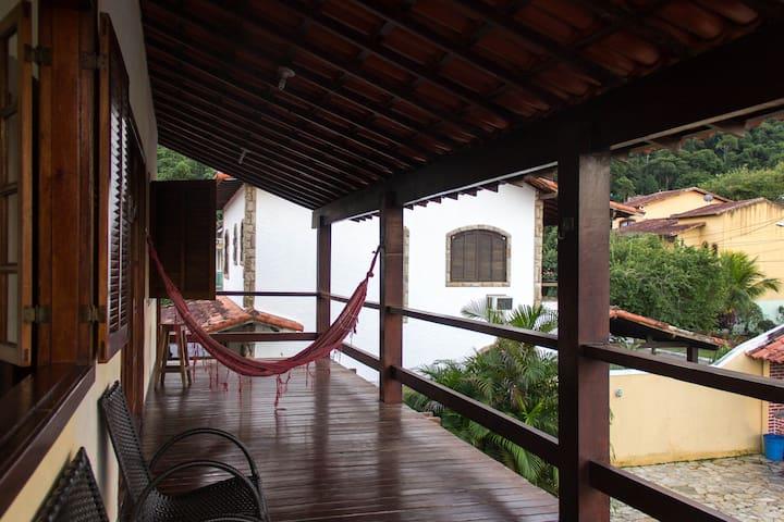 Angra casa de praia Condomínio Fazenda Garatucaia