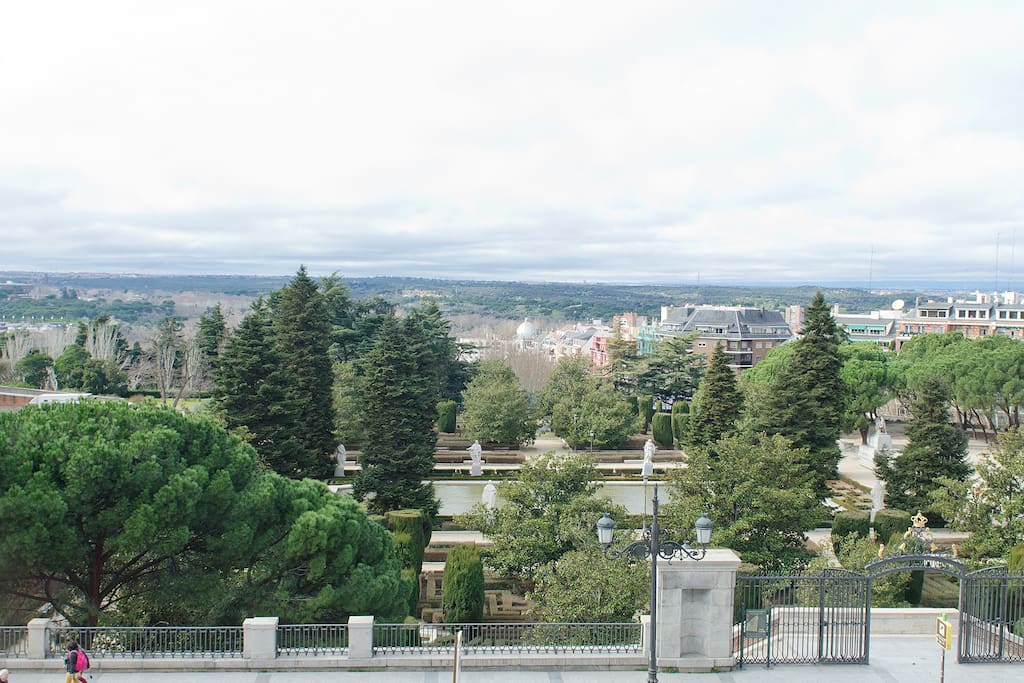 Vistas desde balcón 2