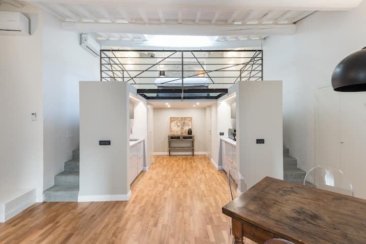 Tornabuoni Loft Luxury apartment