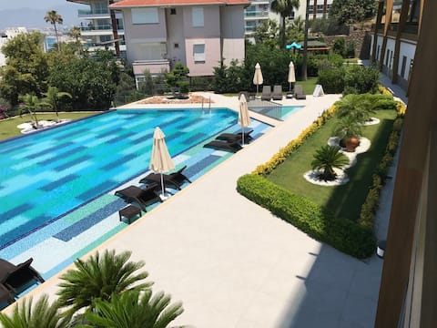Apartment 1+1, Hexa Panora, Alanya, Turkey