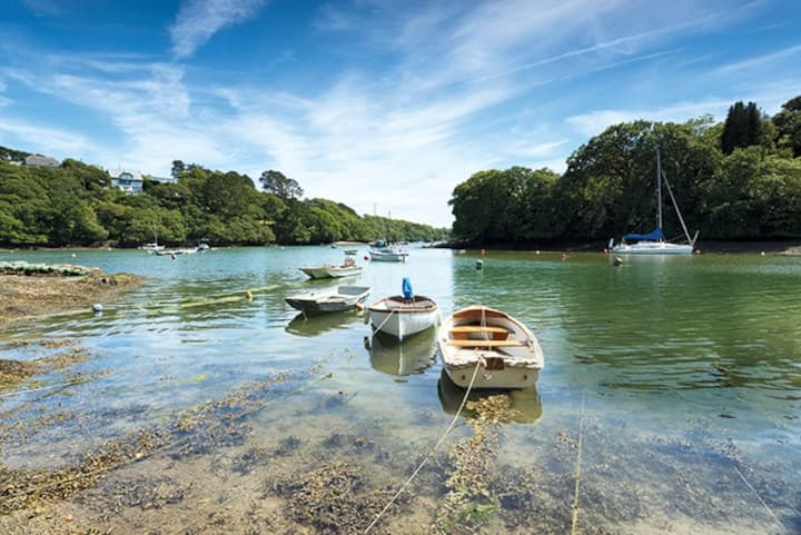 Creekside Cottage, Helford River