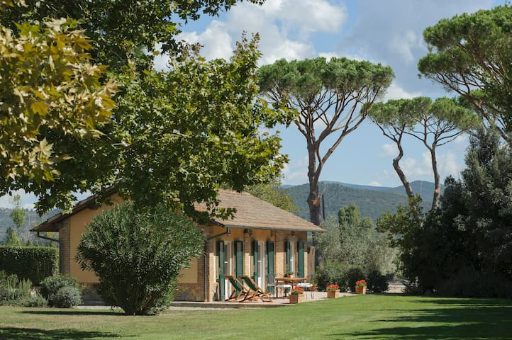 Tuscany charming house in Maremma