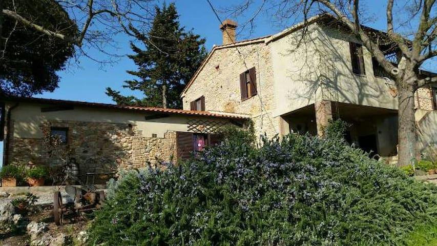 Appartamento nella Maremma Toscana al PodereRegina - Montorsaio