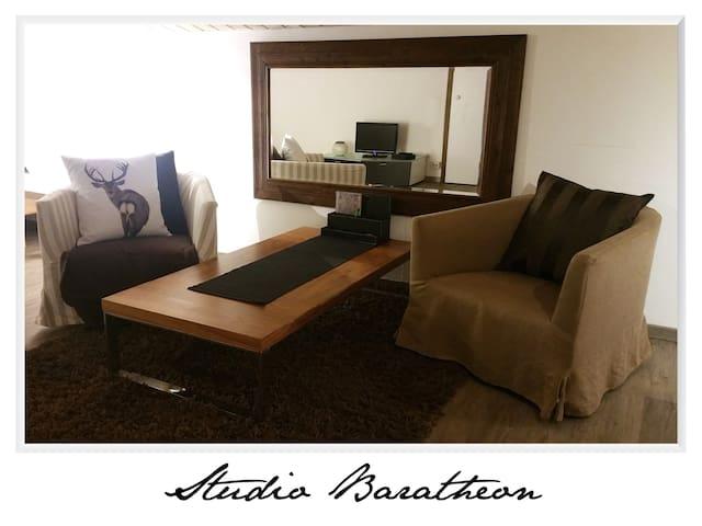 Studio Baratheon 40m2 KücheBadWLAN bis zu 4 Gäste - Langen bei Bregenz - Apartment
