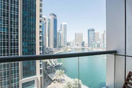 Dubai Marina studio with views - Dubaj - Apartament