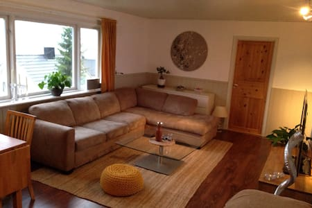 4/6 beds, 2 bedroom, Harstad city. - Harstad - Huis