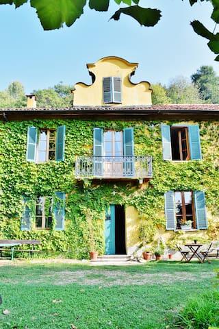 Stanza privata in villa del '700 - Torino - Villa