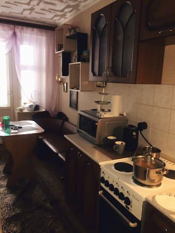 Светлая,уютная квартира(в закрытом городе)