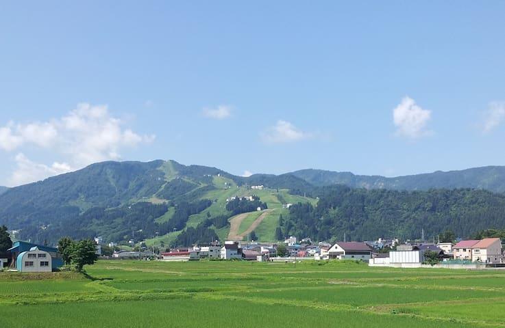 1室2名様 フジロックの宿泊に(7月27日~7月31日泊に対応) - Minamiuonuma-shi - House