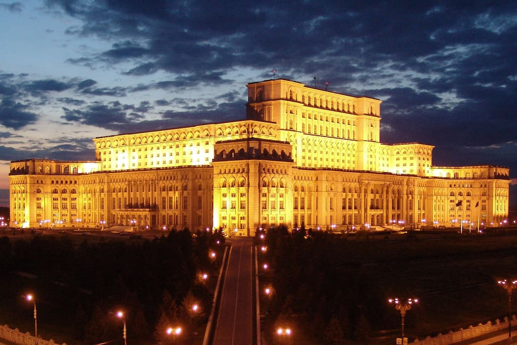 300 meters form Palace of Parliament - Located on Dealul Arsenalului in central Bucharest, it is the second largest administrative building in the world.