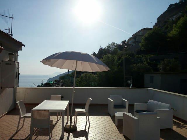 Casa Serena - Conca dei Marini - Amalfi Coast