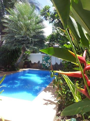"""Pool-Villa """"EDEN GARDEN"""" Hua Hin, Thailand"""