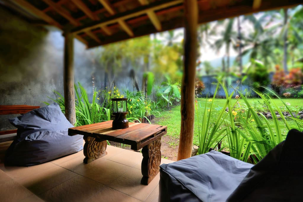 A Hideaway to Reflect and Ponder