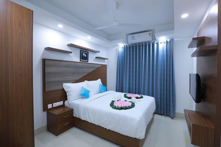 Premium Plus Suite serviced apartment in Thiruvananthapuram Kerala