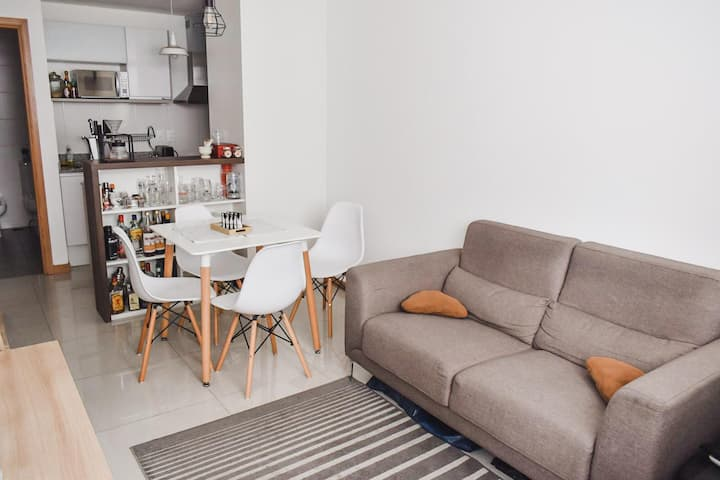Apartamento nuevo y moderno en barrio Cordon Soho