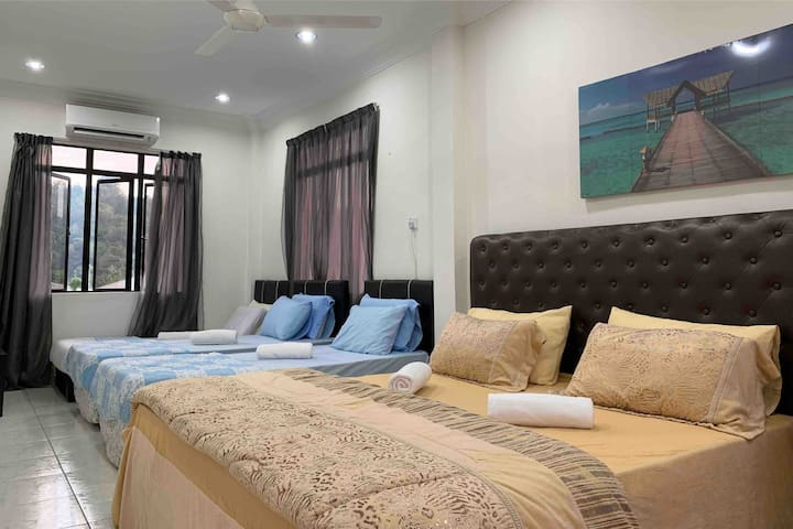 Auntie Florence Homestay, Penampang   Room 1
