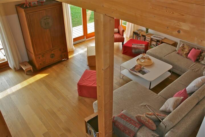 Traum: Landhaus in Inzell, Chiemgau