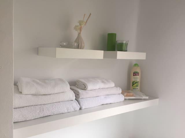 1 habitación privada 2 personas - Málaga - House