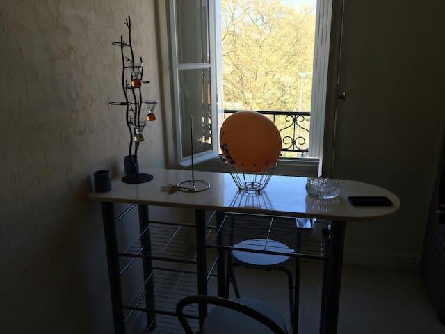 Beau studio T1 au coeur du centre ville. - Poitiers - Pis