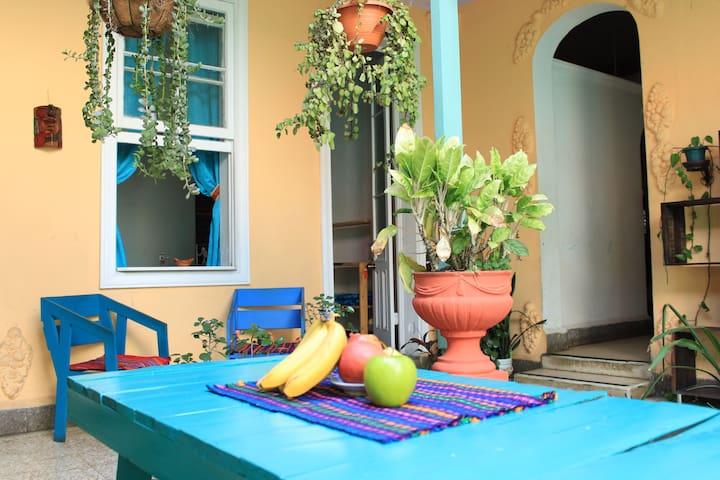 Casa Antigua en la ciudad, habitación 2