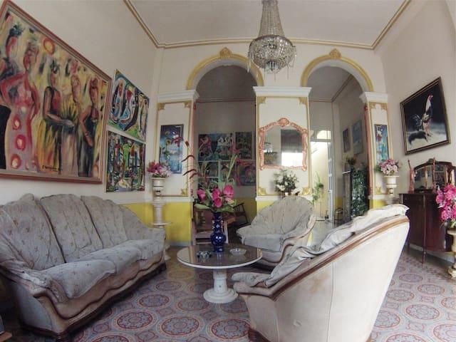 Hostal Cuba Linda. Norma y Luis. Room No.1 - Cienfuegos - Appartement