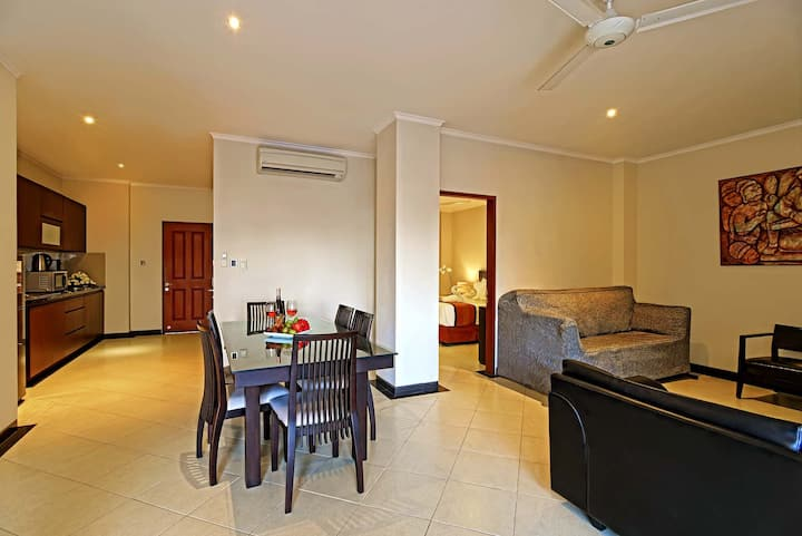 MAJESTIC FAMILY 2BEDROOM @HEART OF KUTA