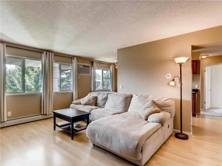 Private bedroom in Minneapolis suburb