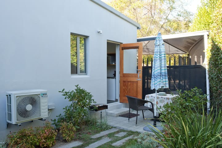 Stellies Space. Super location, secure, private.