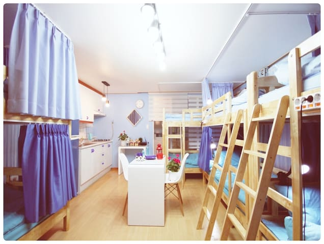 Female Dormitory(8person)