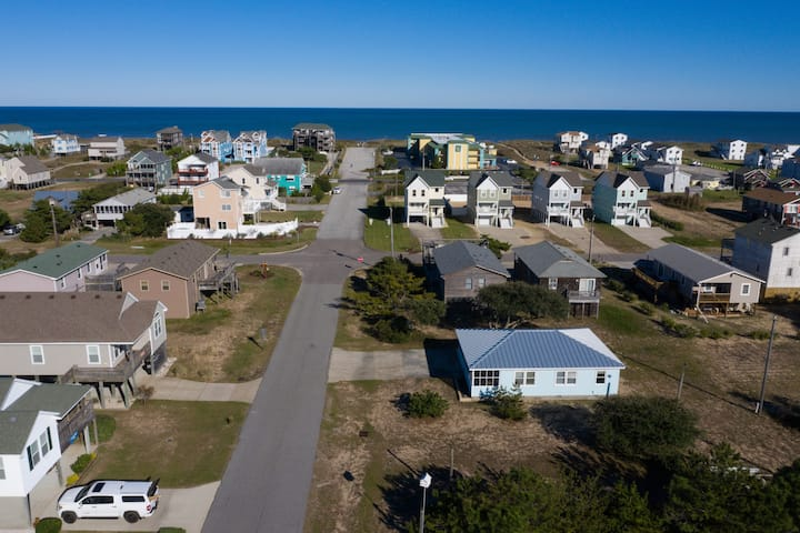 Wright off the Beach Outer Banks Bungalow