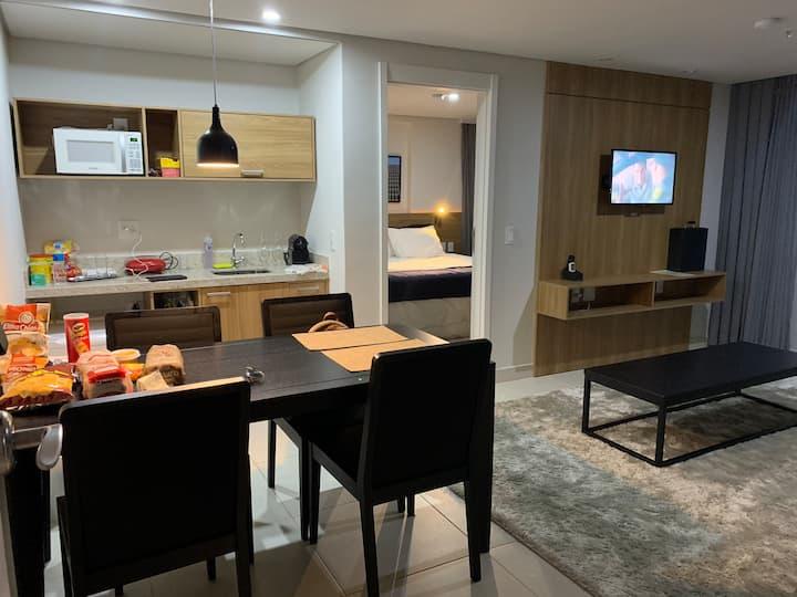 Apartamento - Granja Brasil Resort - Itaipava