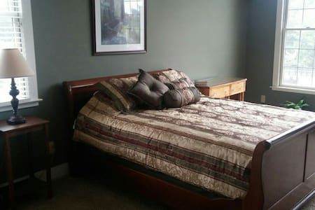 Lovely 2 Bed 2 Bath 6.5 Miles from KY Horse Park - Georgetown - Hus
