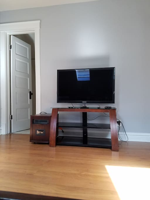 Television with Roku